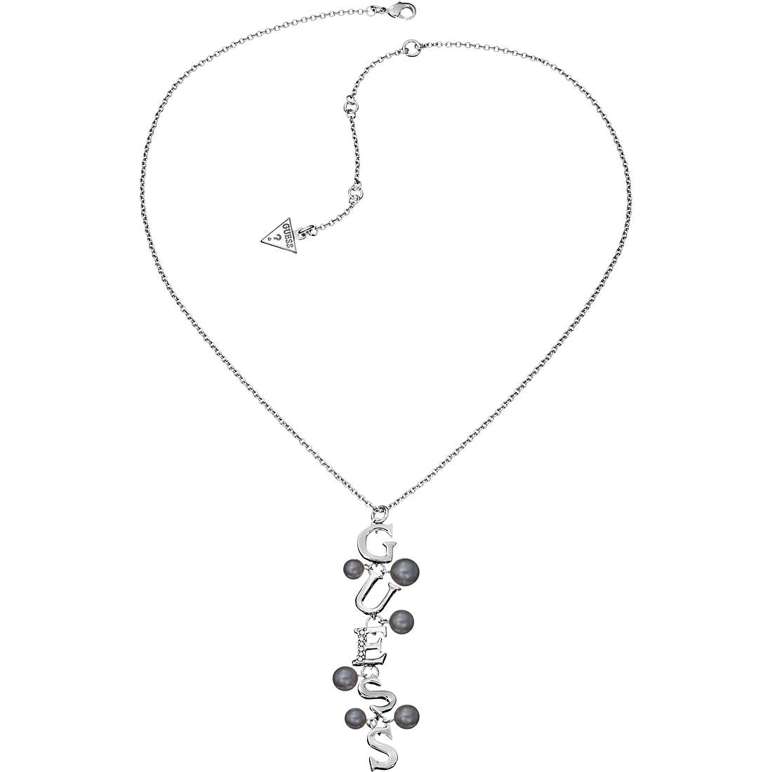 necklace woman jewellery Guess YOUNG CONTRASTS UBN51462