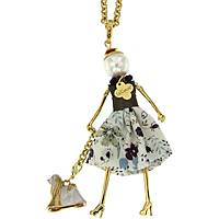 necklace woman jewellery Le Carose Dog CADOG01