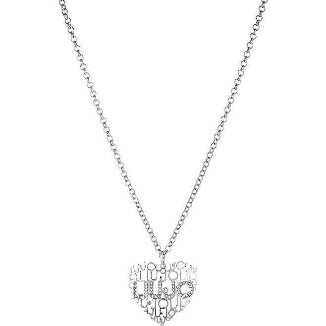 necklace woman jewellery Liujo Brass LJ820