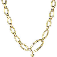 necklace woman jewellery Liujo Brass LJ832