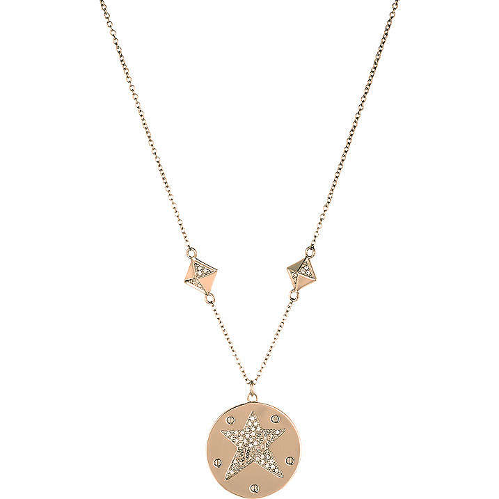 necklace woman jewellery Liujo Brass LJ838