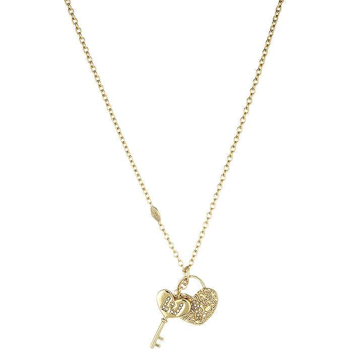 necklace woman jewellery Liujo Brass LJ843