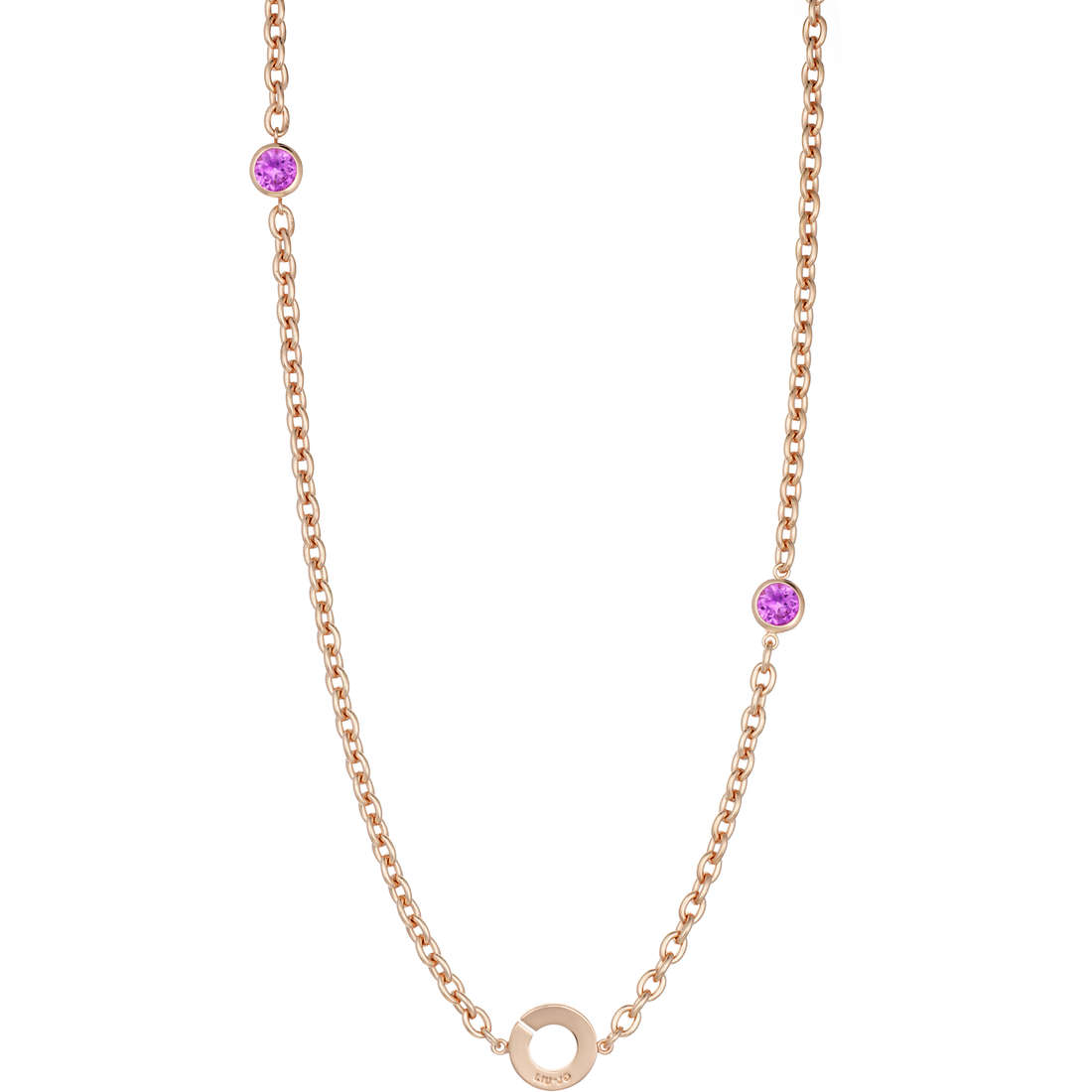 necklace woman jewellery Liujo Illumina LJ967