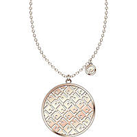 necklace woman jewellery Liujo Trama LJ885