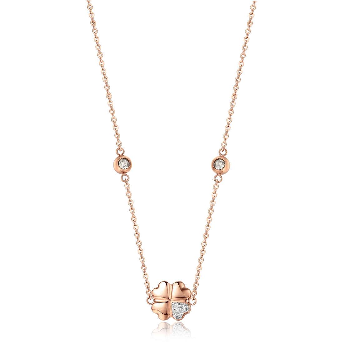 necklace woman jewellery Luca Barra Camille LBCK902