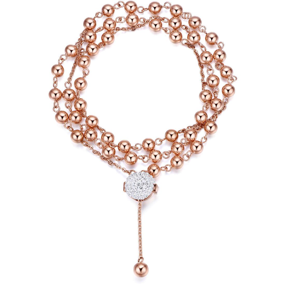 necklace woman jewellery Luca Barra Freedom LBCK1131