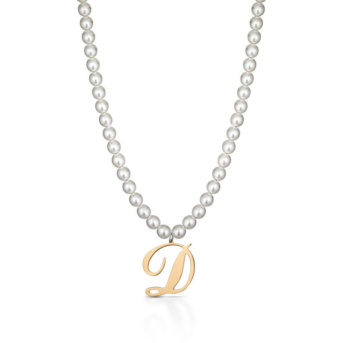 necklace woman jewellery Luca Barra LBCK1029