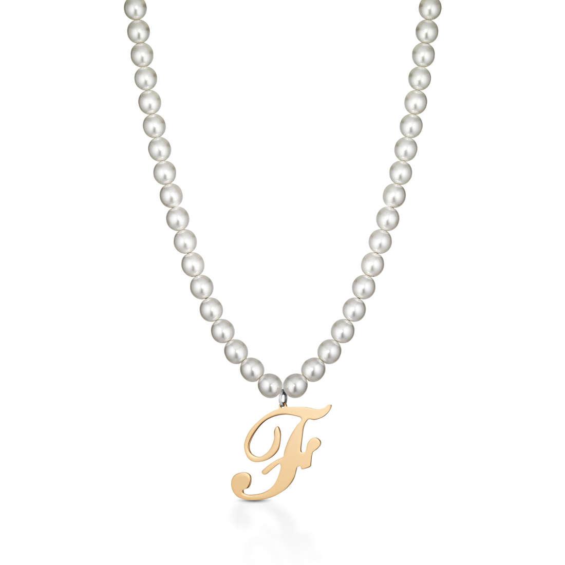 necklace woman jewellery Luca Barra LBCK1031
