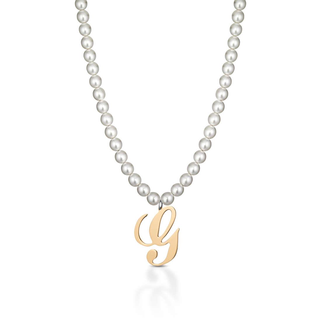 necklace woman jewellery Luca Barra LBCK1032