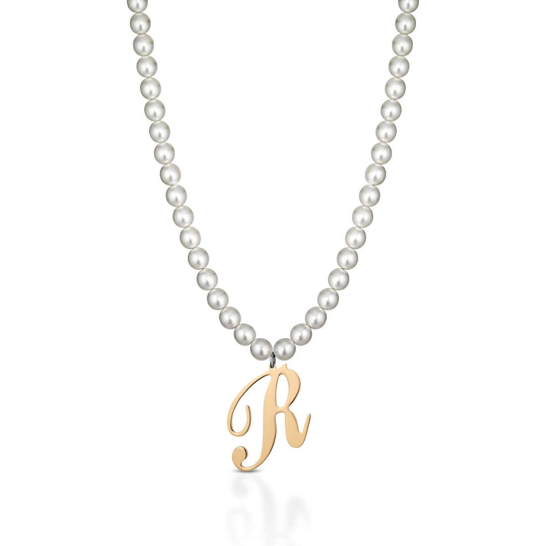 necklace woman jewellery Luca Barra LBCK1038