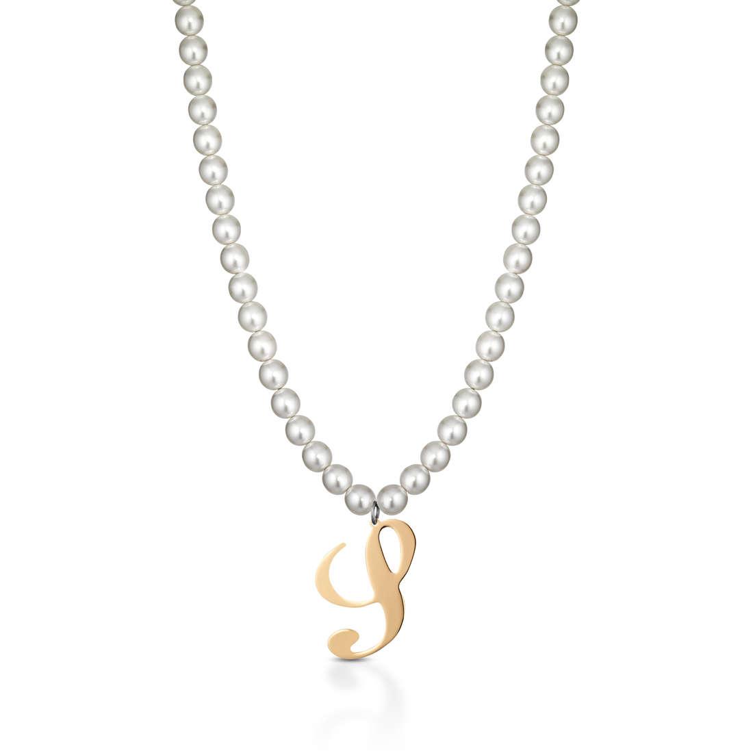 necklace woman jewellery Luca Barra LBCK1039