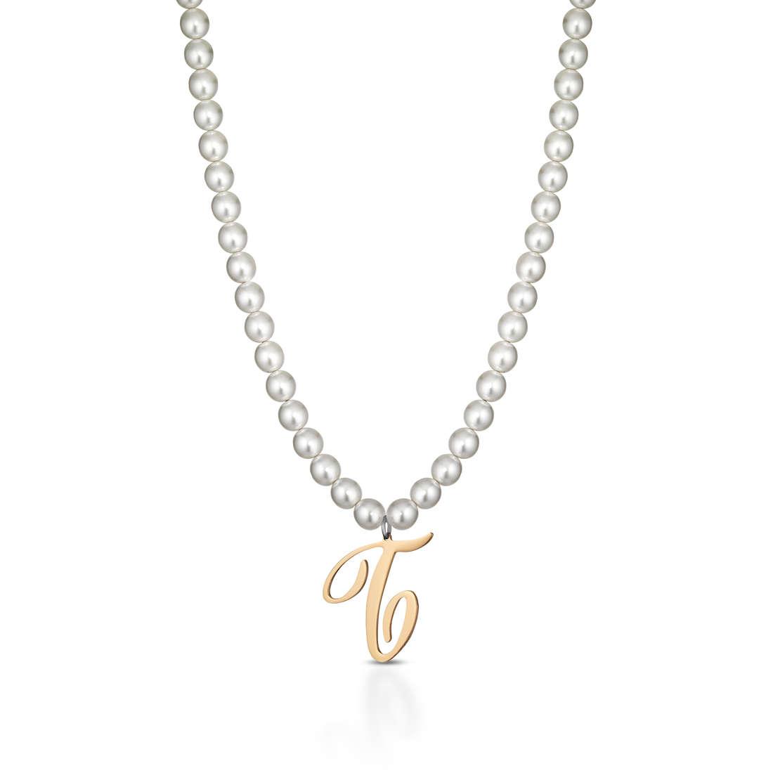 necklace woman jewellery Luca Barra LBCK1040