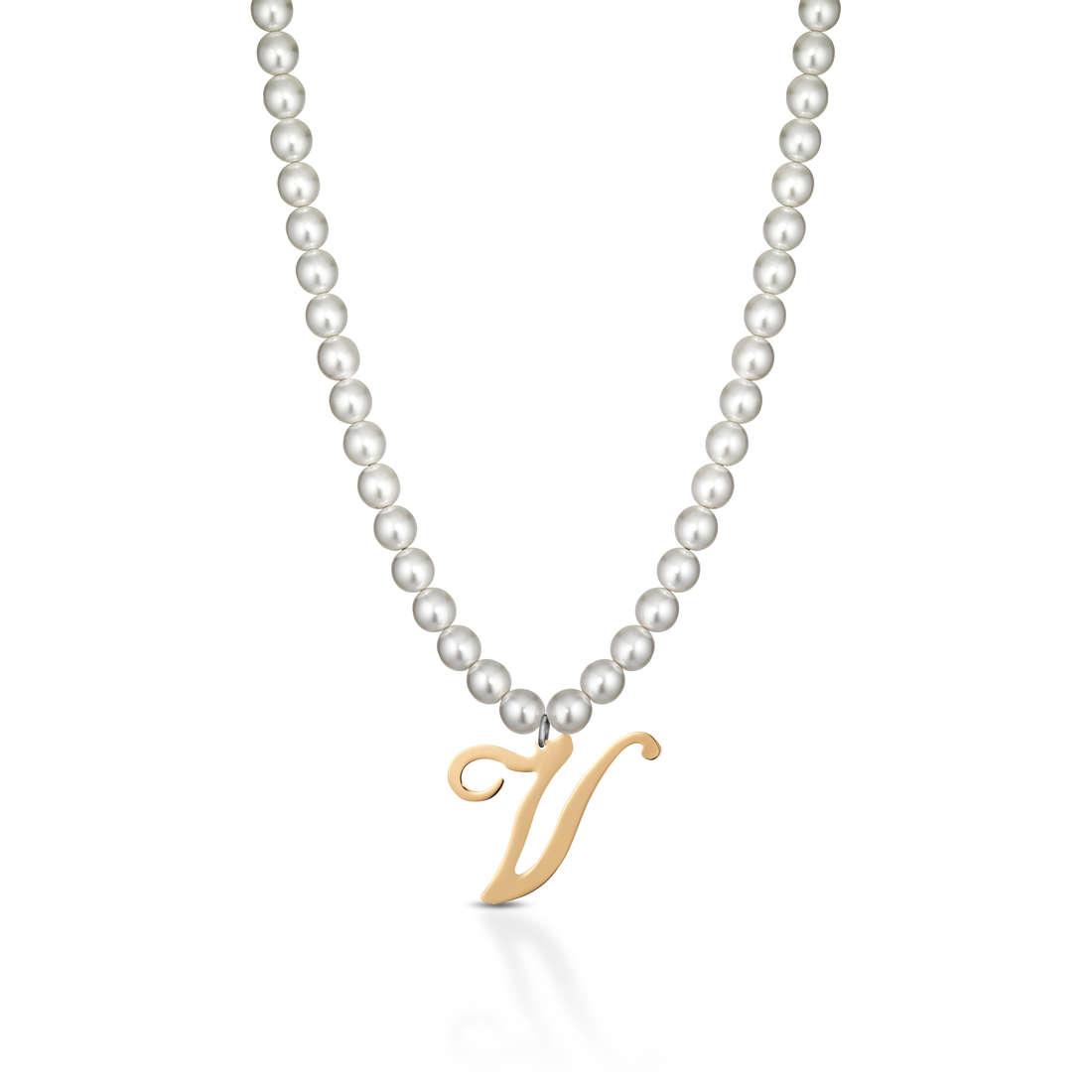 necklace woman jewellery Luca Barra LBCK1041