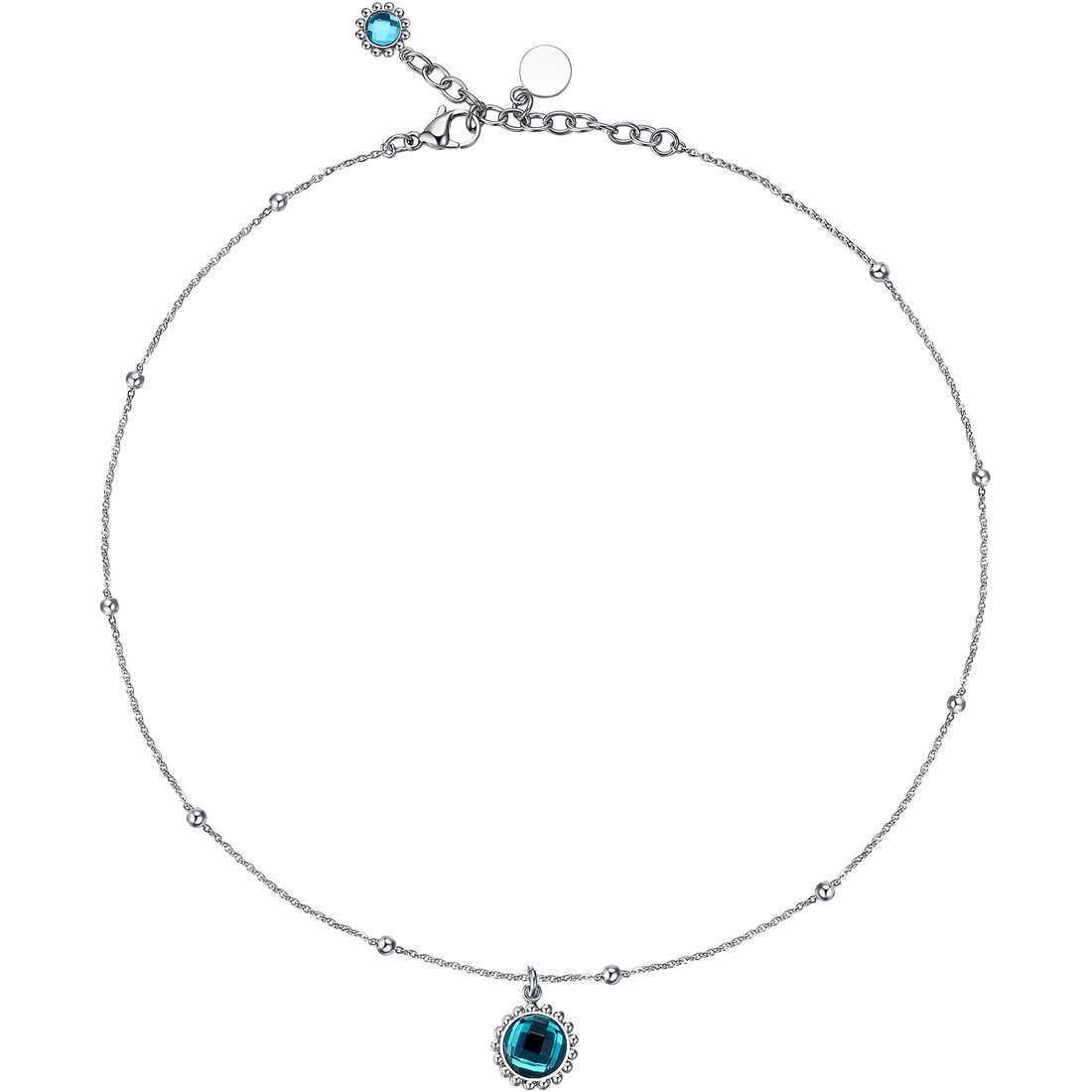 necklace woman jewellery Luca Barra LBCK1109