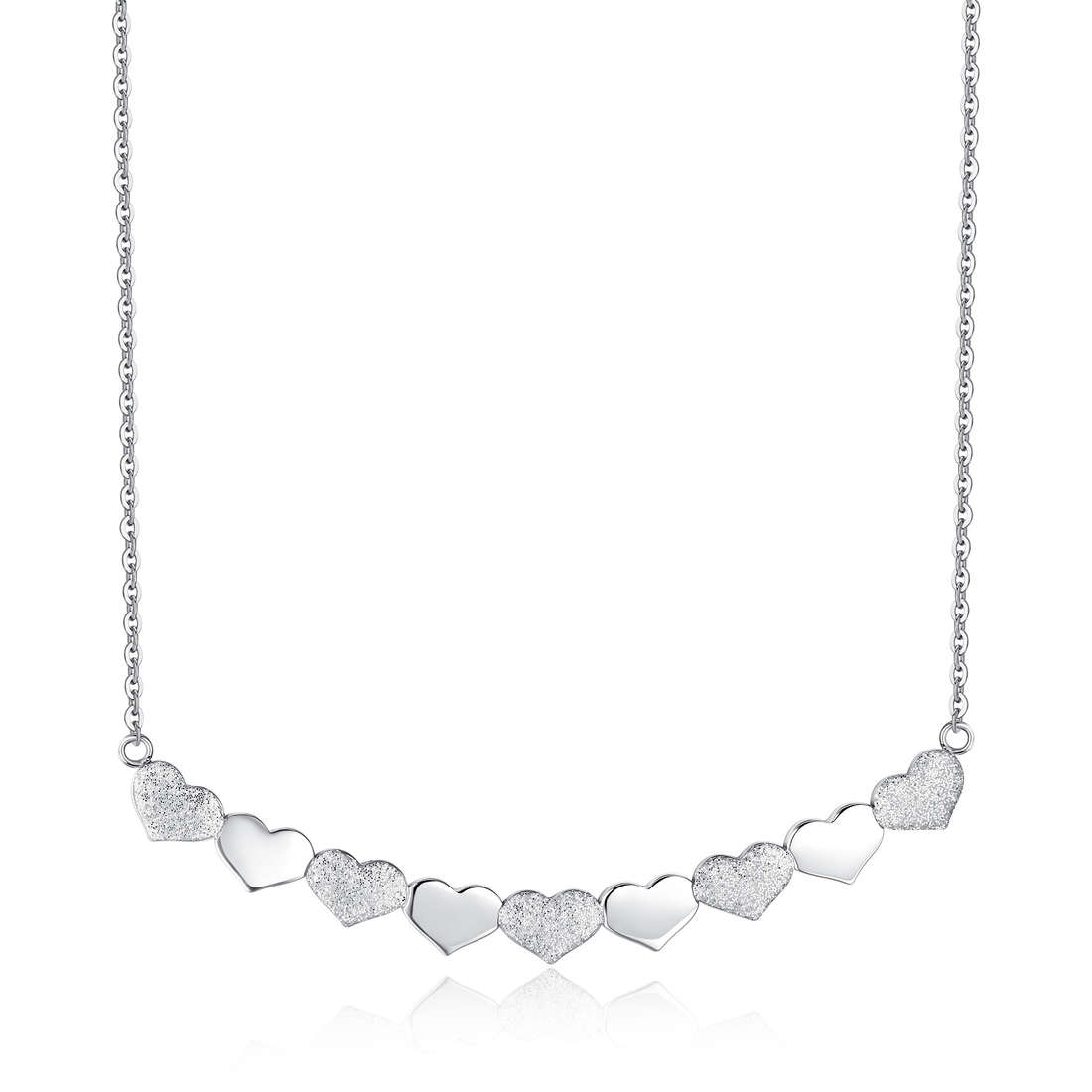 necklace woman jewellery Luca Barra LBCK1115