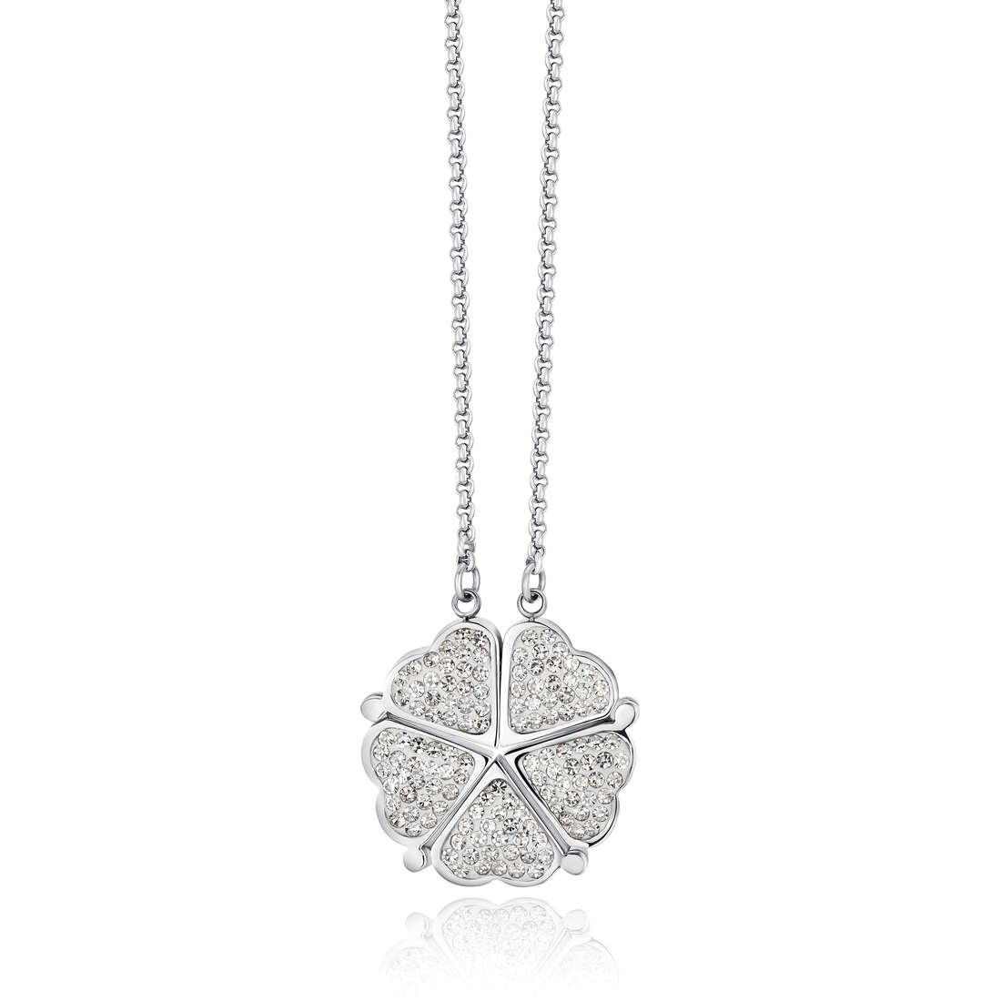necklace woman jewellery Luca Barra LBCK480