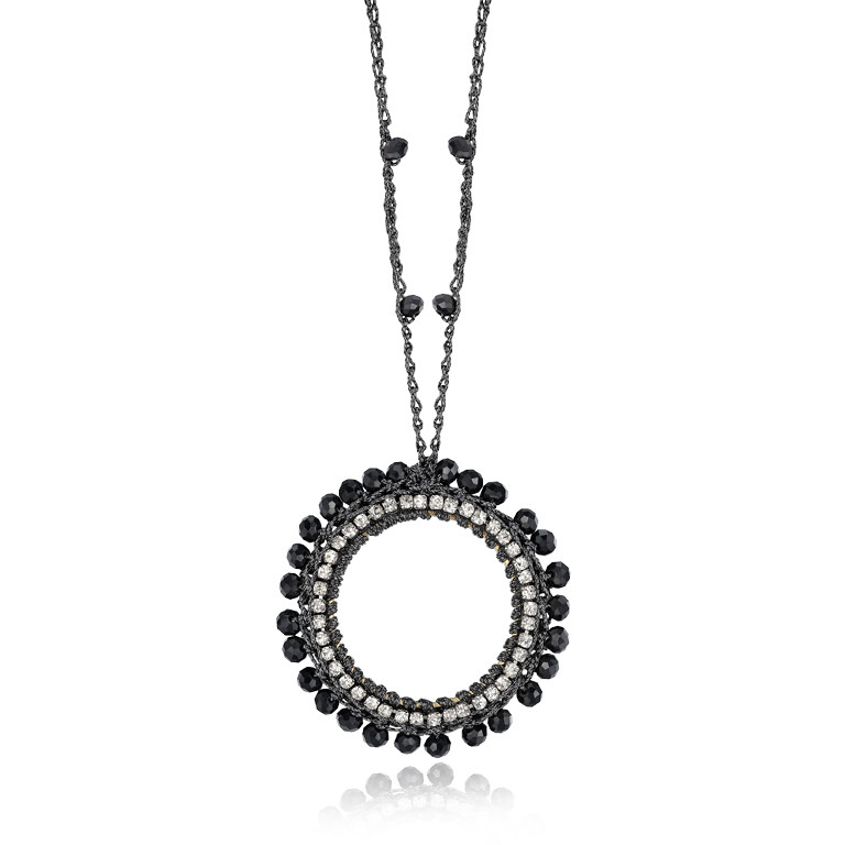 necklace woman jewellery Luca Barra LBCK675