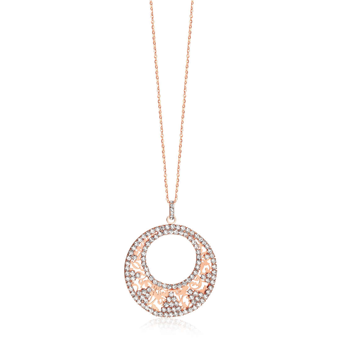 necklace woman jewellery Luca Barra LBCK739