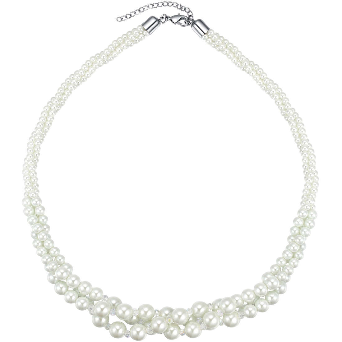 necklace woman jewellery Luca Barra LBCK778