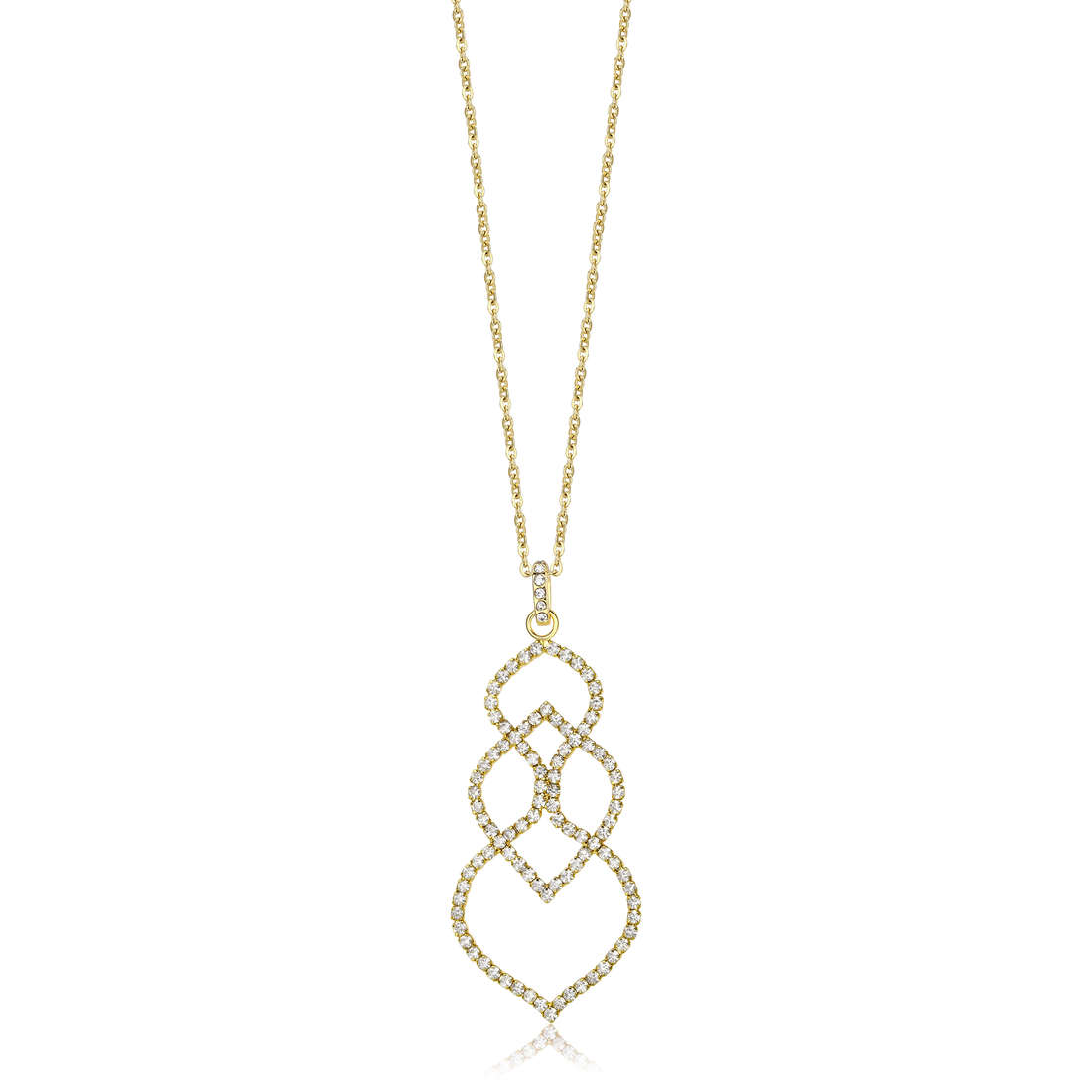necklace woman jewellery Luca Barra LBCK802