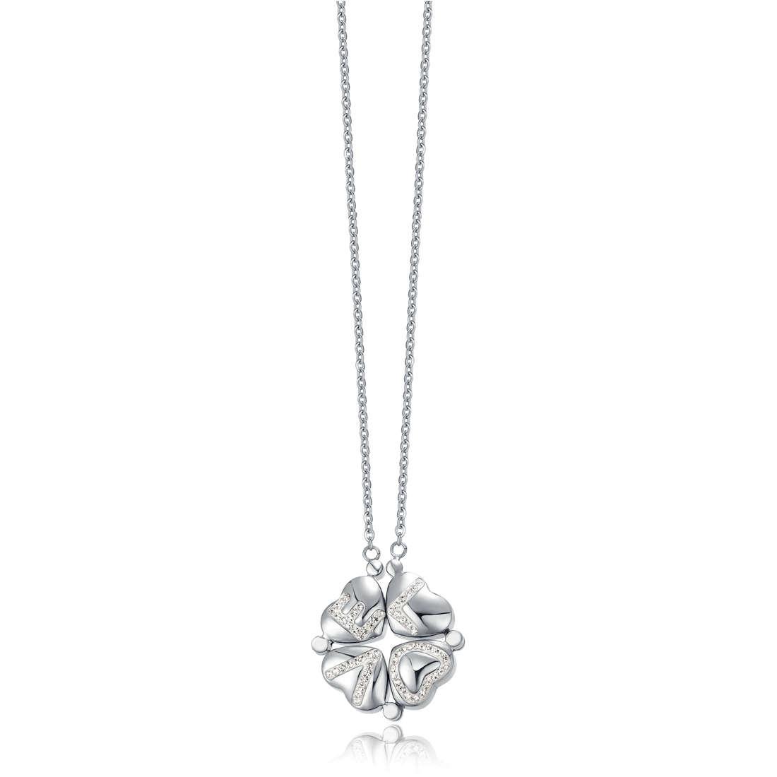 necklace woman jewellery Luca Barra LBCK895