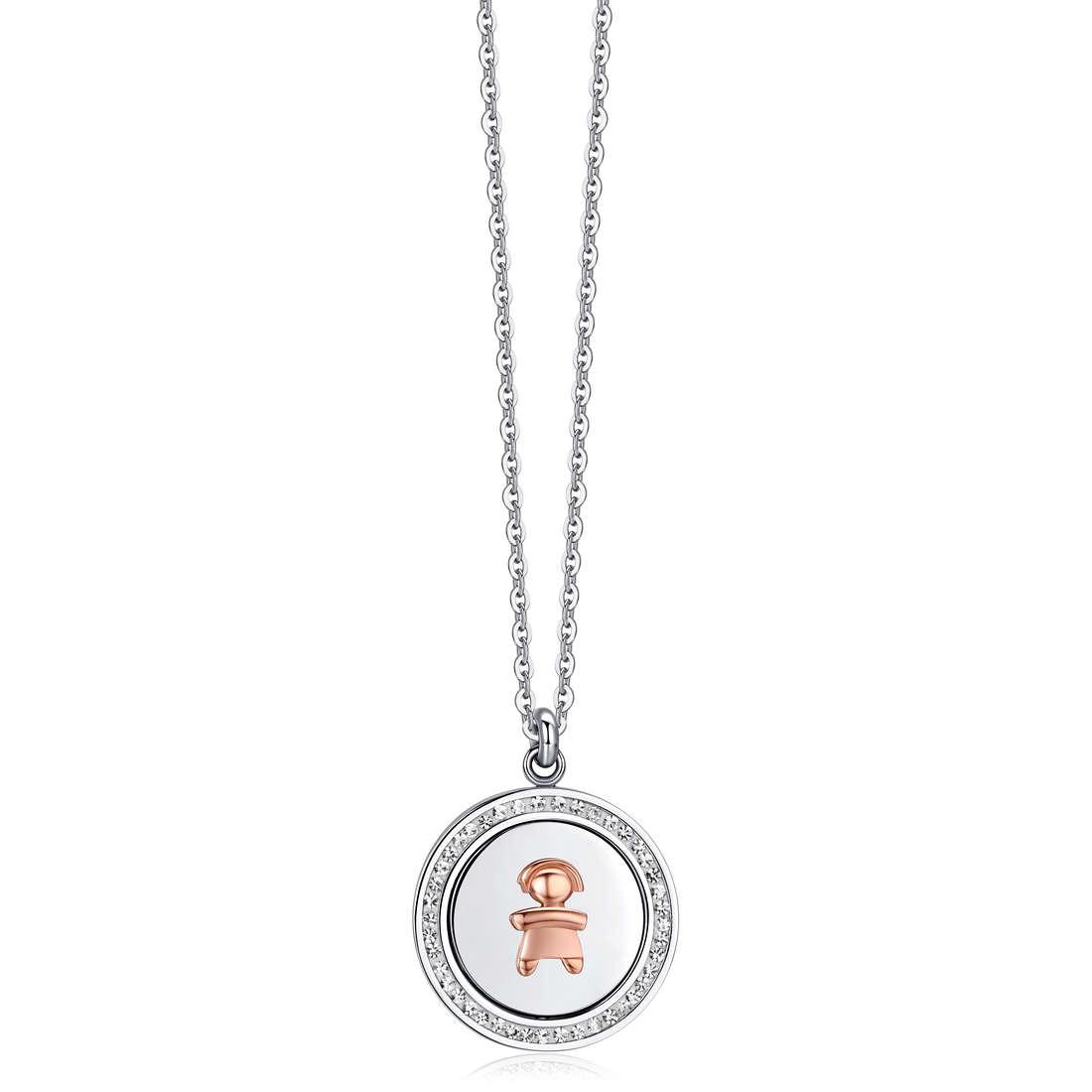 necklace woman jewellery Luca Barra LBCK973