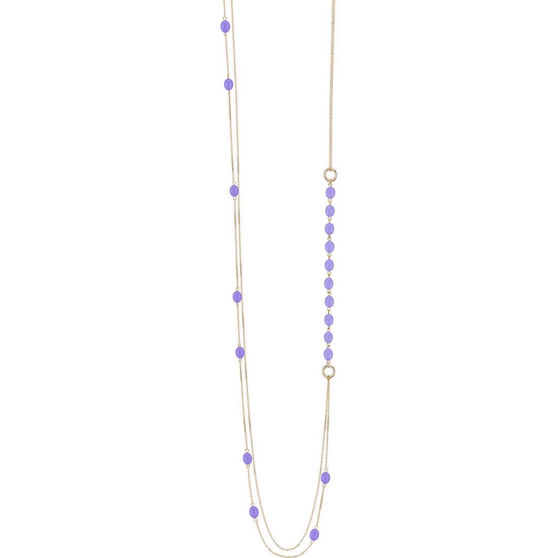 necklace woman jewellery Luca Barra LBCK999