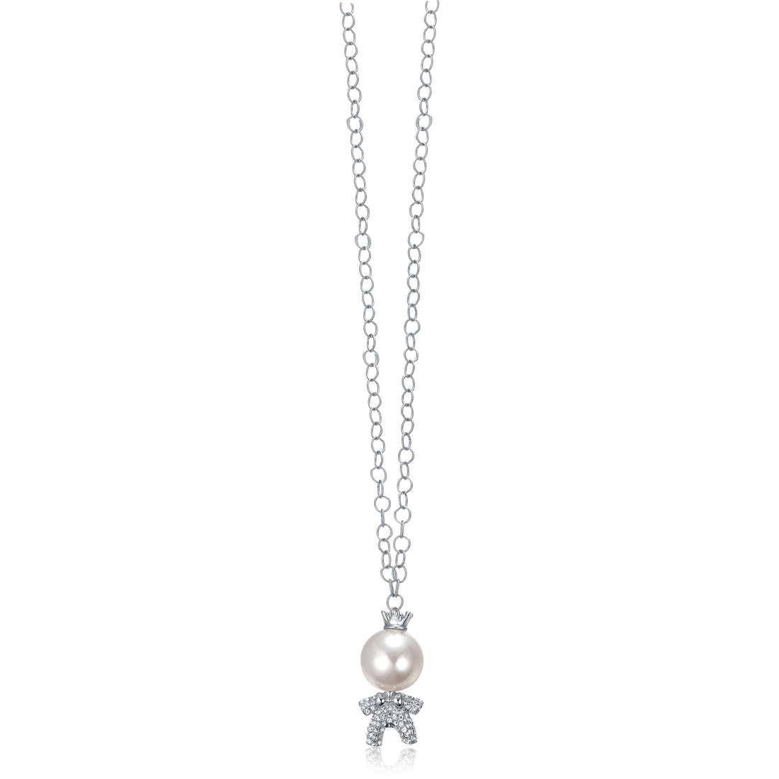 necklace woman jewellery Luca Barra Lola LBCK846