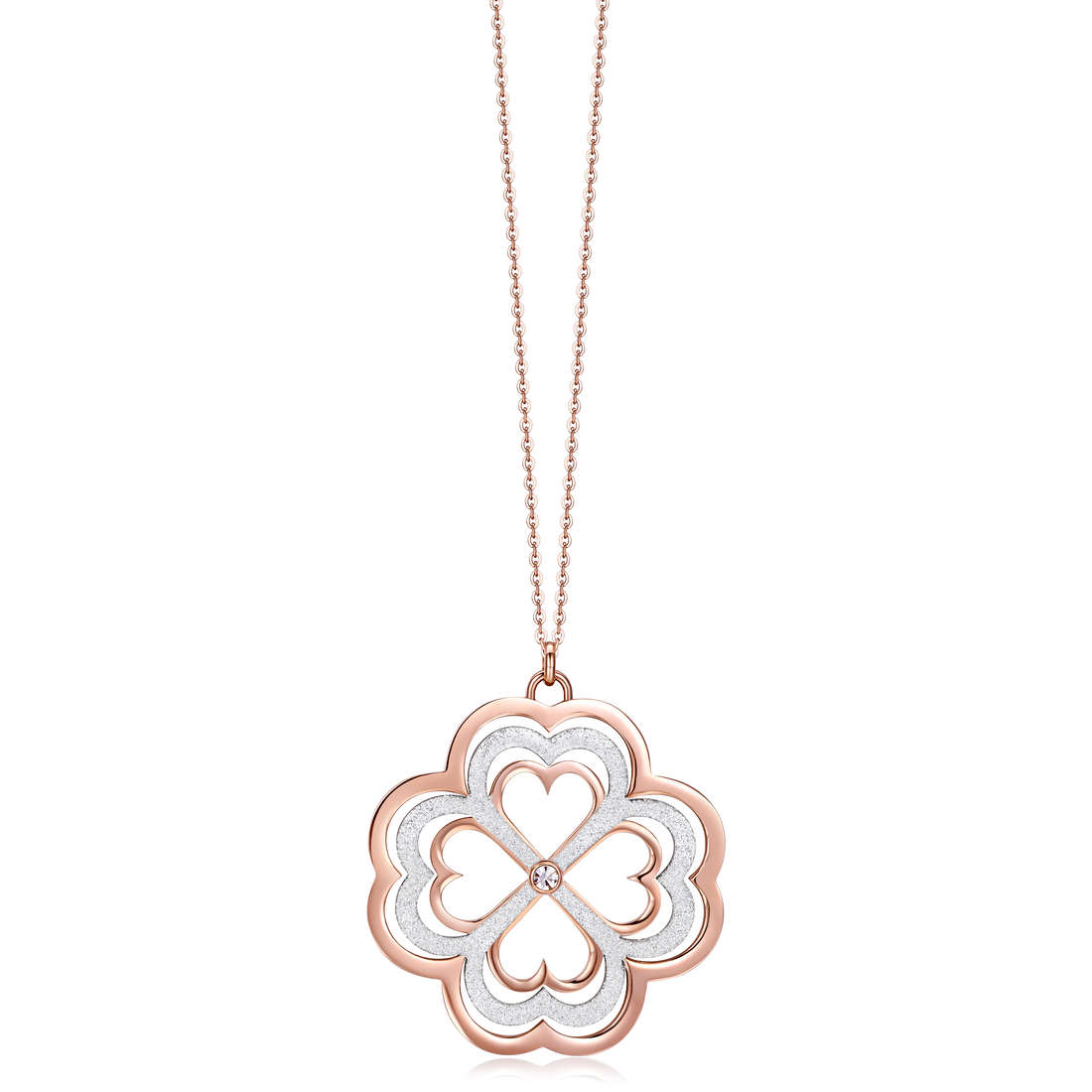 necklace woman jewellery Luca Barra Lucky Mood LBCK1095