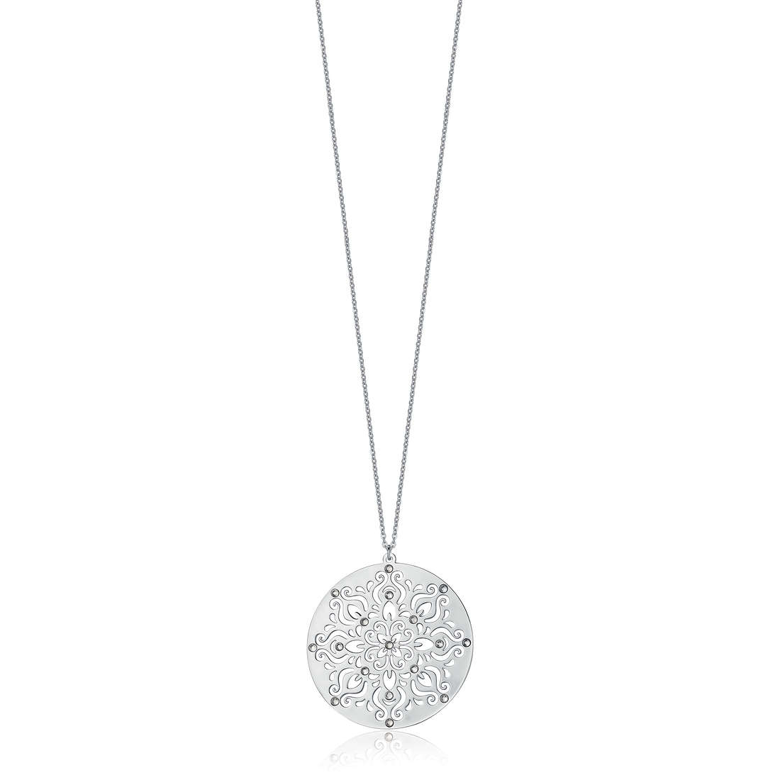 necklace woman jewellery Luca Barra Priscilla LBCK870
