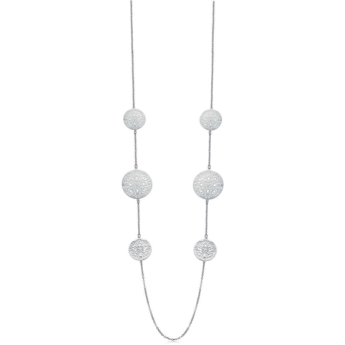 necklace woman jewellery Luca Barra Priscilla LBCK919