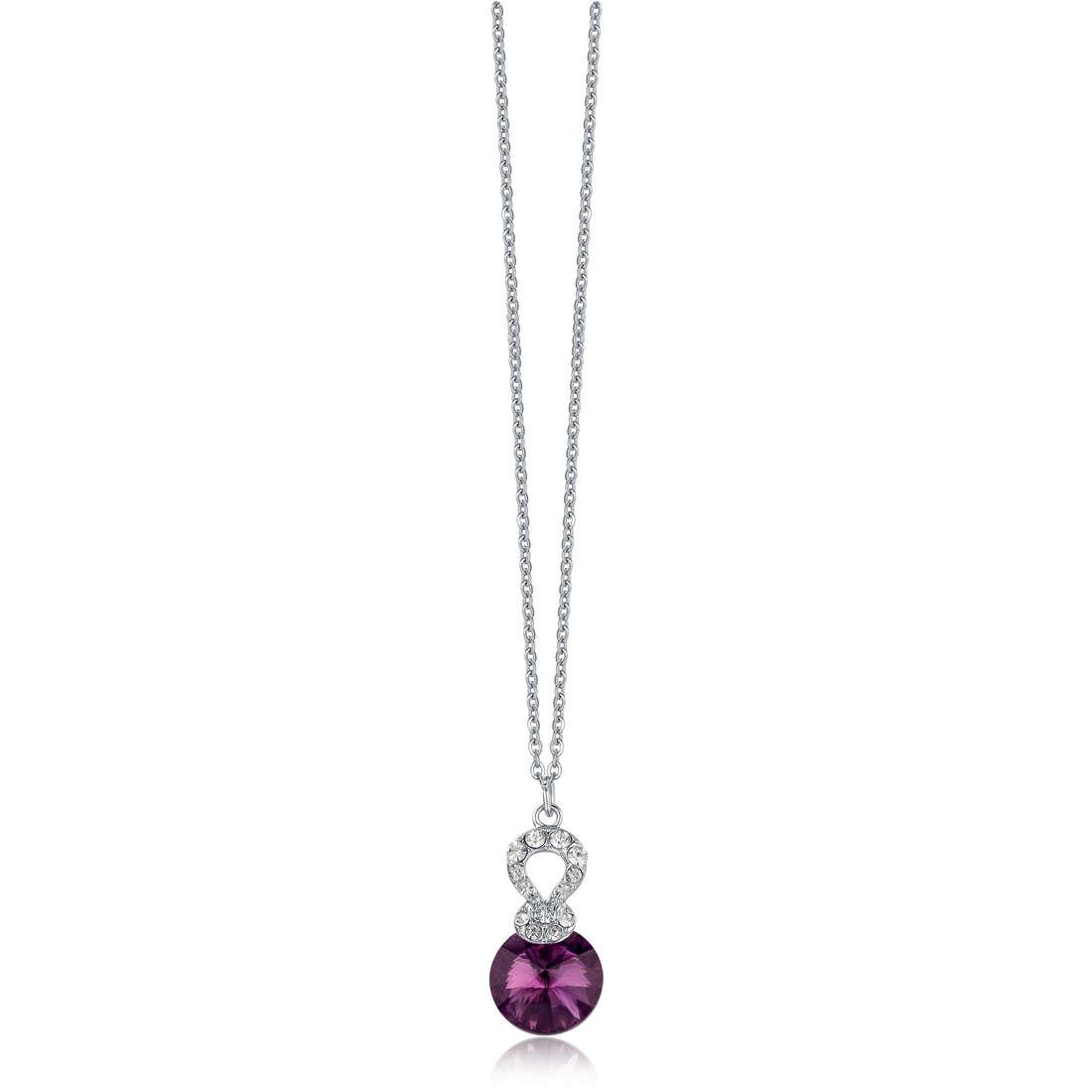 necklace woman jewellery Luca Barra Roxanne LBCK852