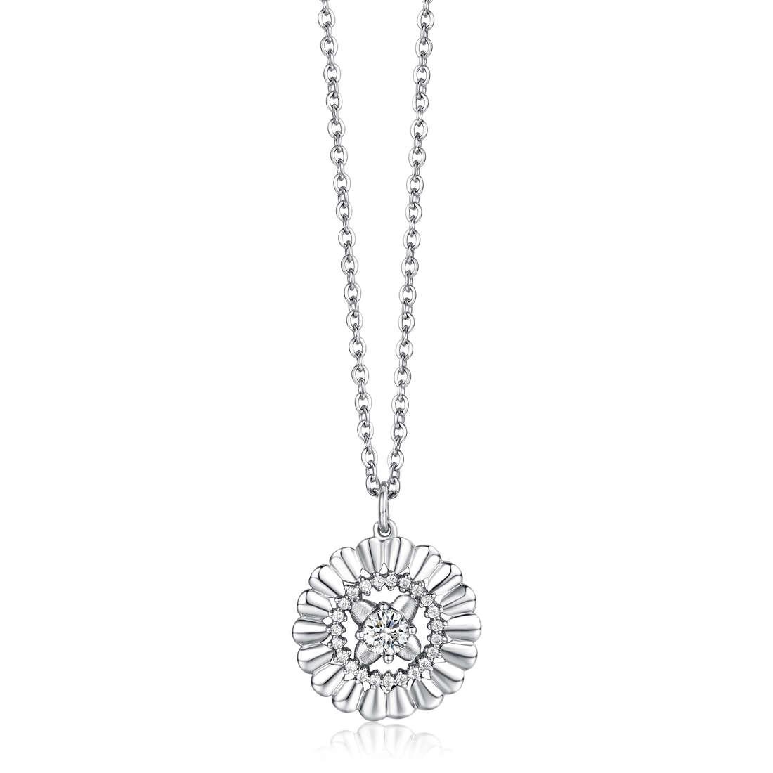 necklace woman jewellery Luca Barra Spirit LBCK1149