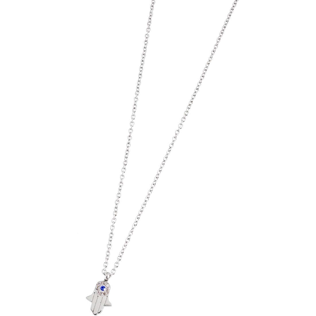 necklace woman jewellery Marlù Mano Di Fatima 14CN037
