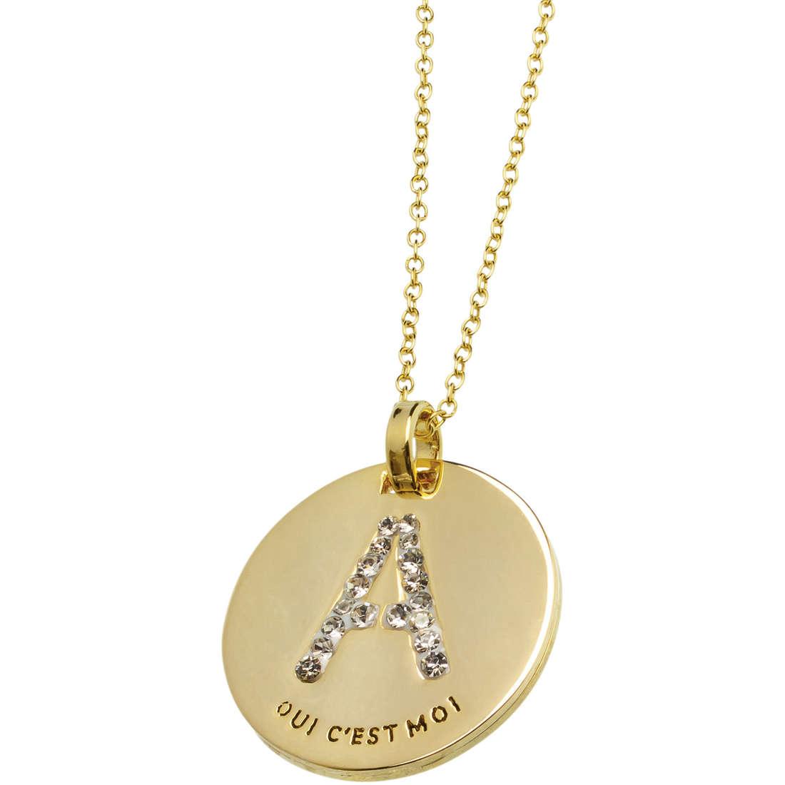 necklace woman jewellery Marlù Oui C'Est Moi 18CN012A