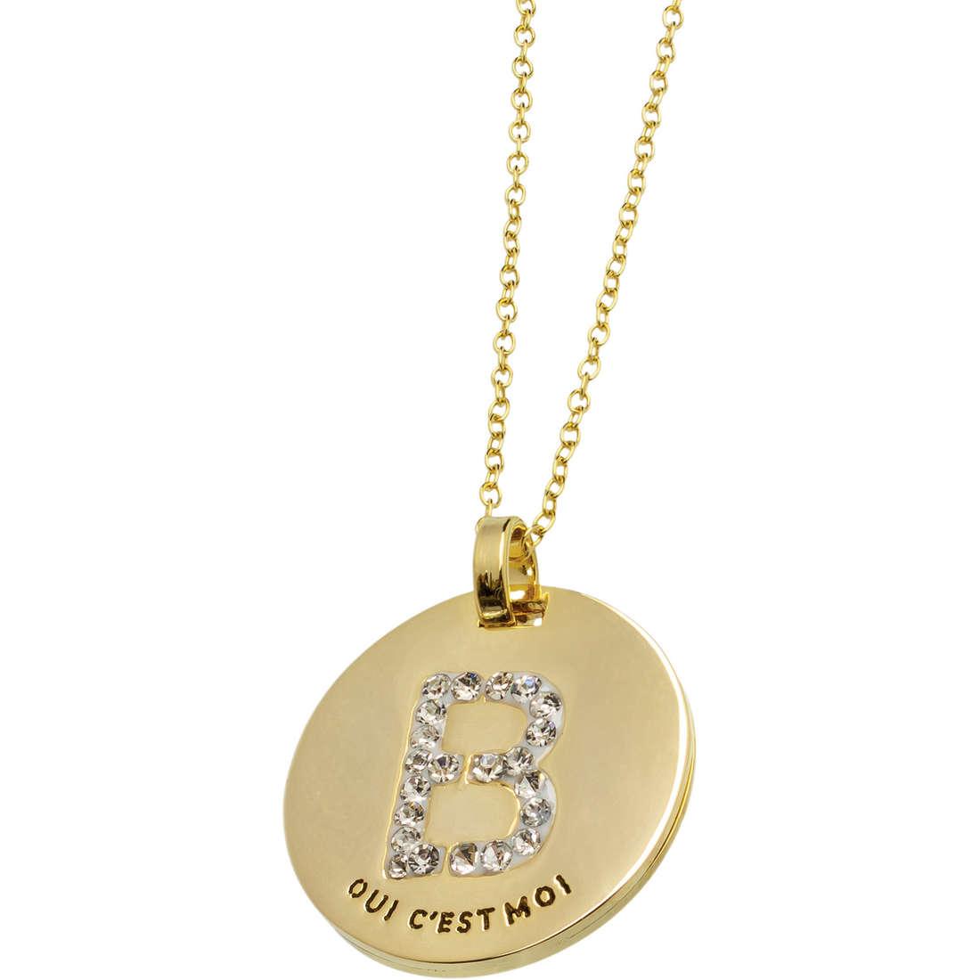 necklace woman jewellery Marlù Oui C'Est Moi 18CN012B