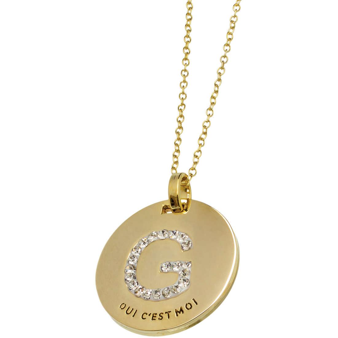 necklace woman jewellery Marlù Oui C'Est Moi 18CN012G