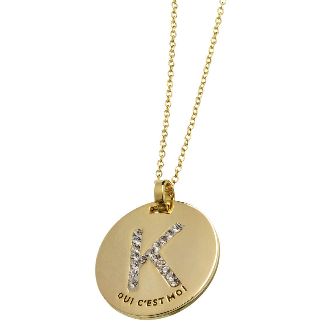 necklace woman jewellery Marlù Oui C'Est Moi 18CN012K
