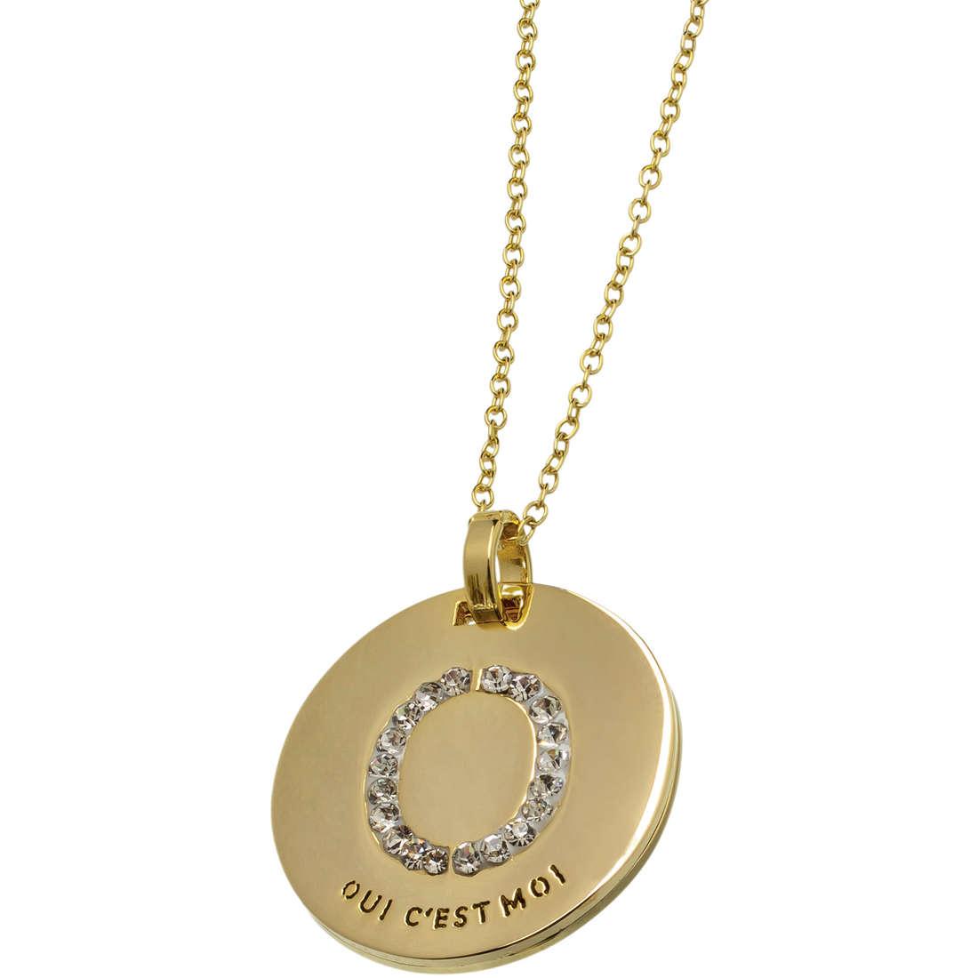 necklace woman jewellery Marlù Oui C'Est Moi 18CN012O