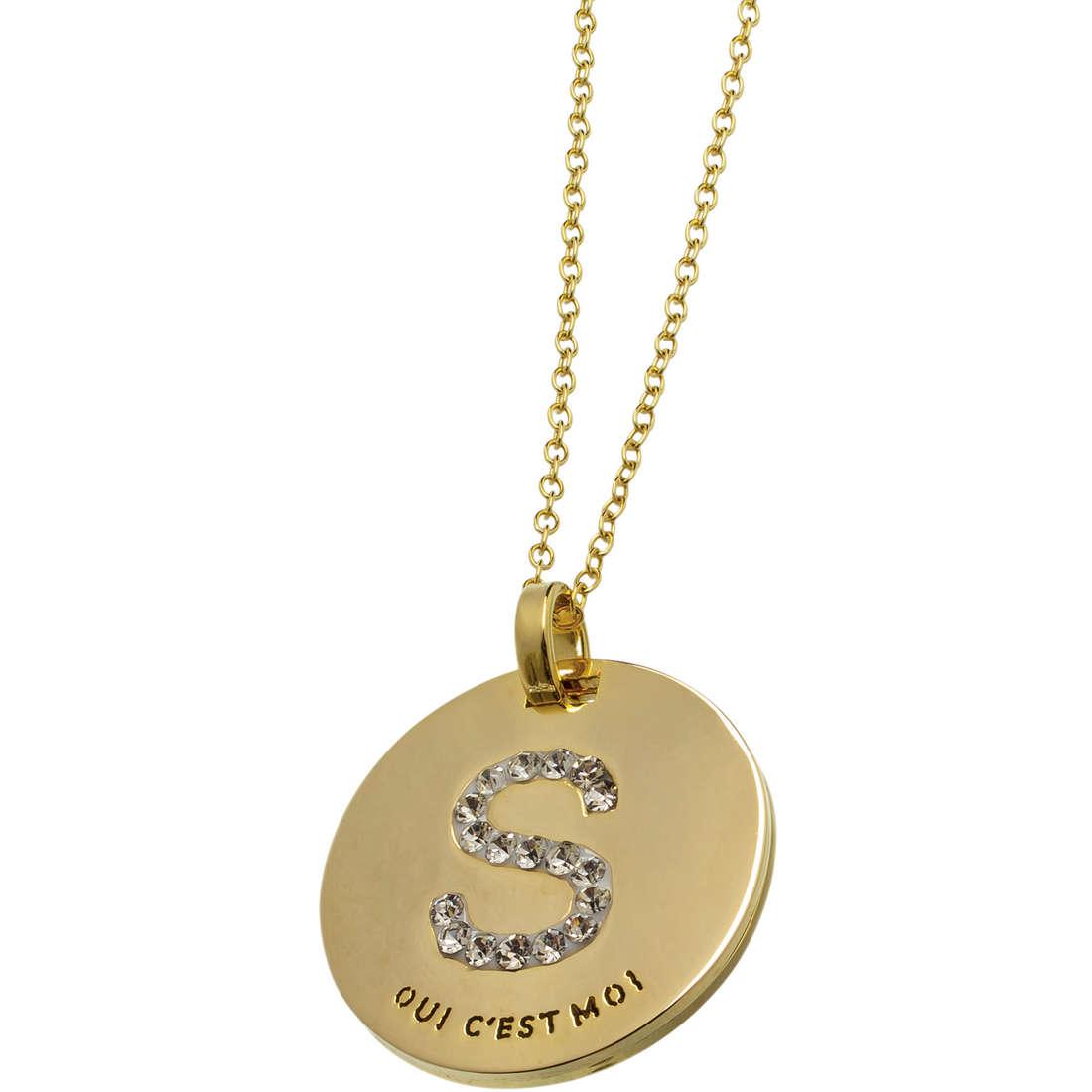 necklace woman jewellery Marlù Oui C'Est Moi 18CN012S