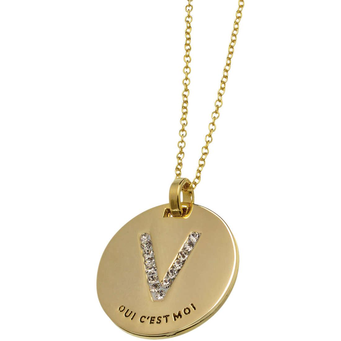 necklace woman jewellery Marlù Oui C'Est Moi 18CN012V