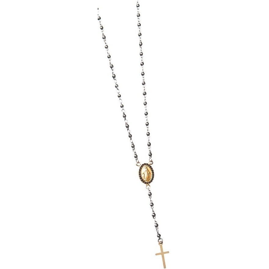 necklace woman jewellery Marlù Sacral Dark 16CO006G
