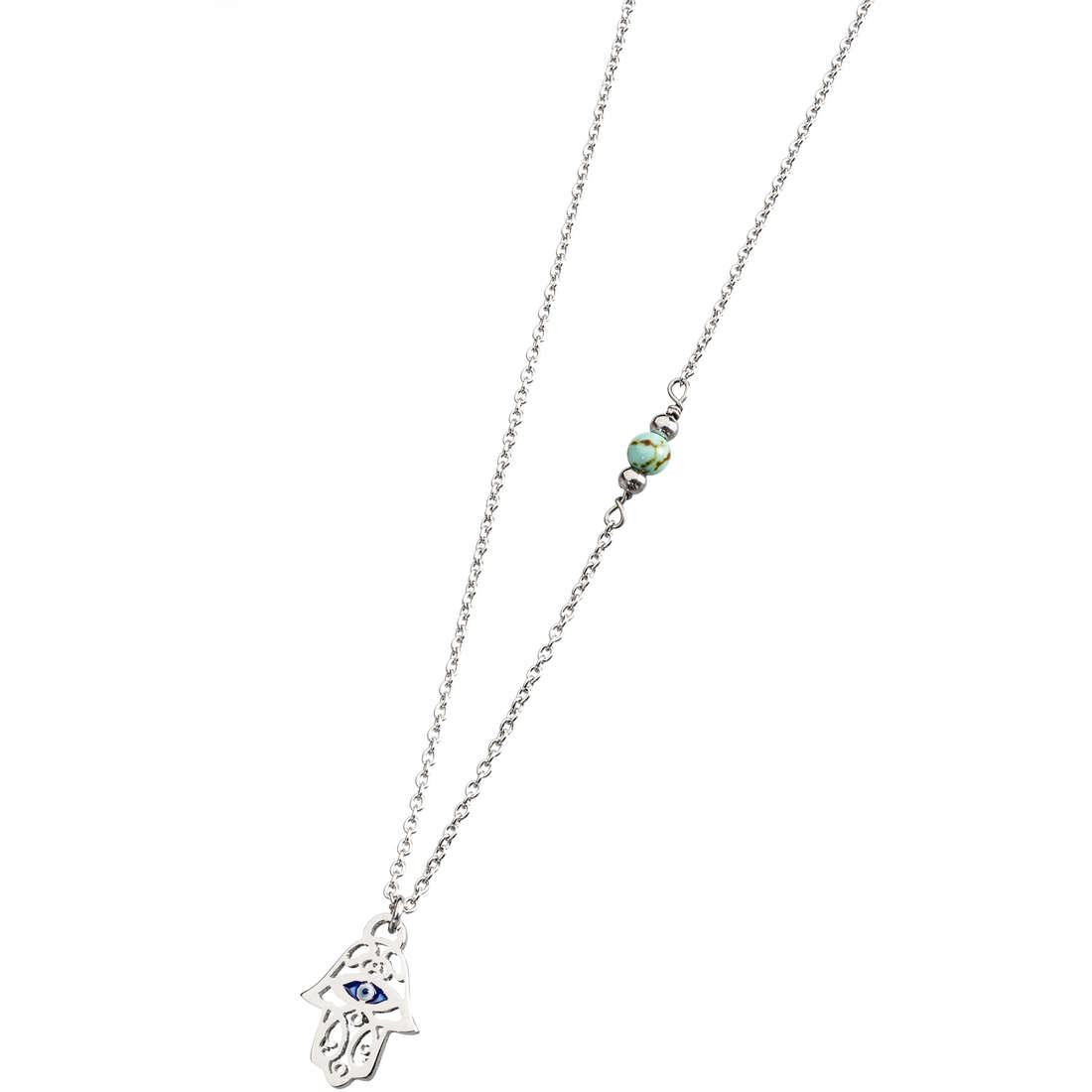 necklace woman jewellery Marlù Segni 14CN035
