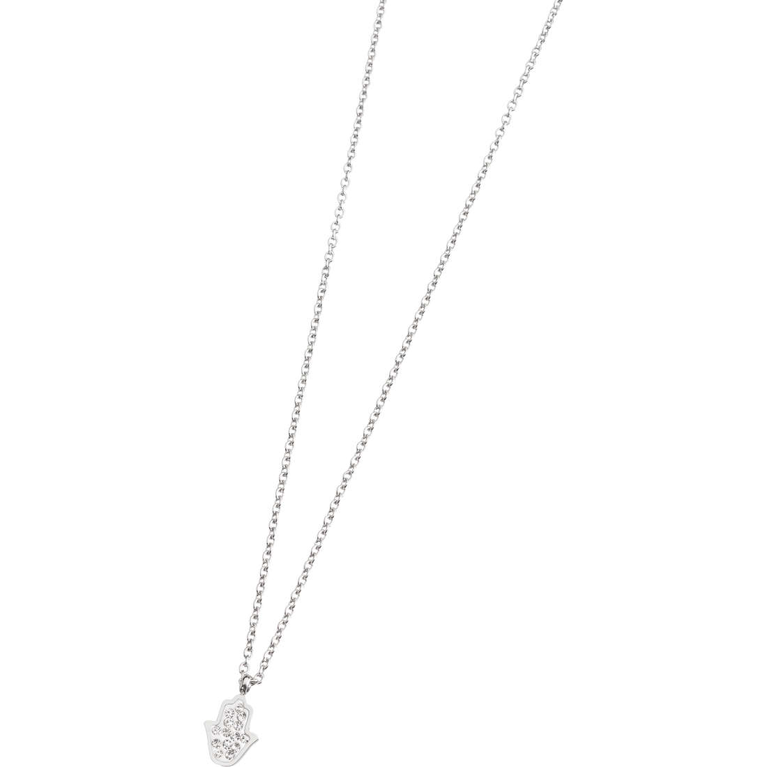 necklace woman jewellery Marlù Time To 18CN041