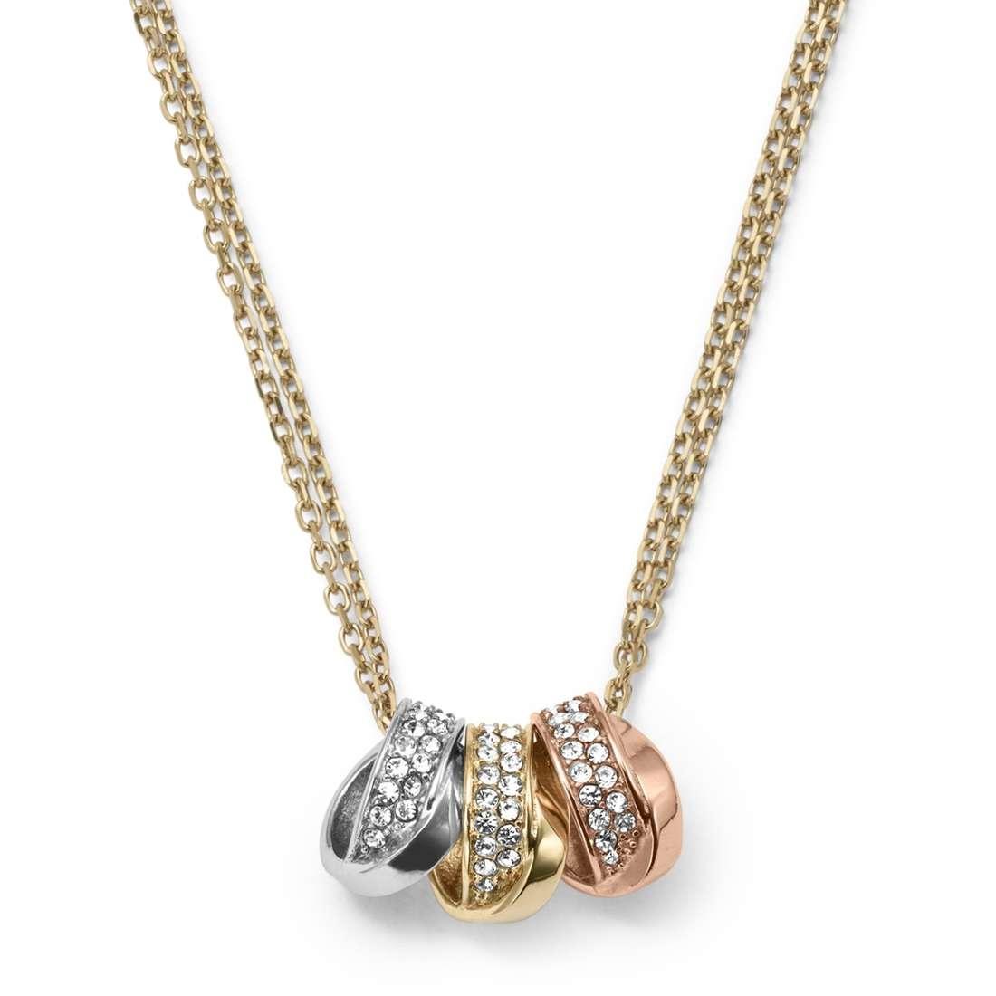 necklace woman jewellery Michael Kors MKJ3293998
