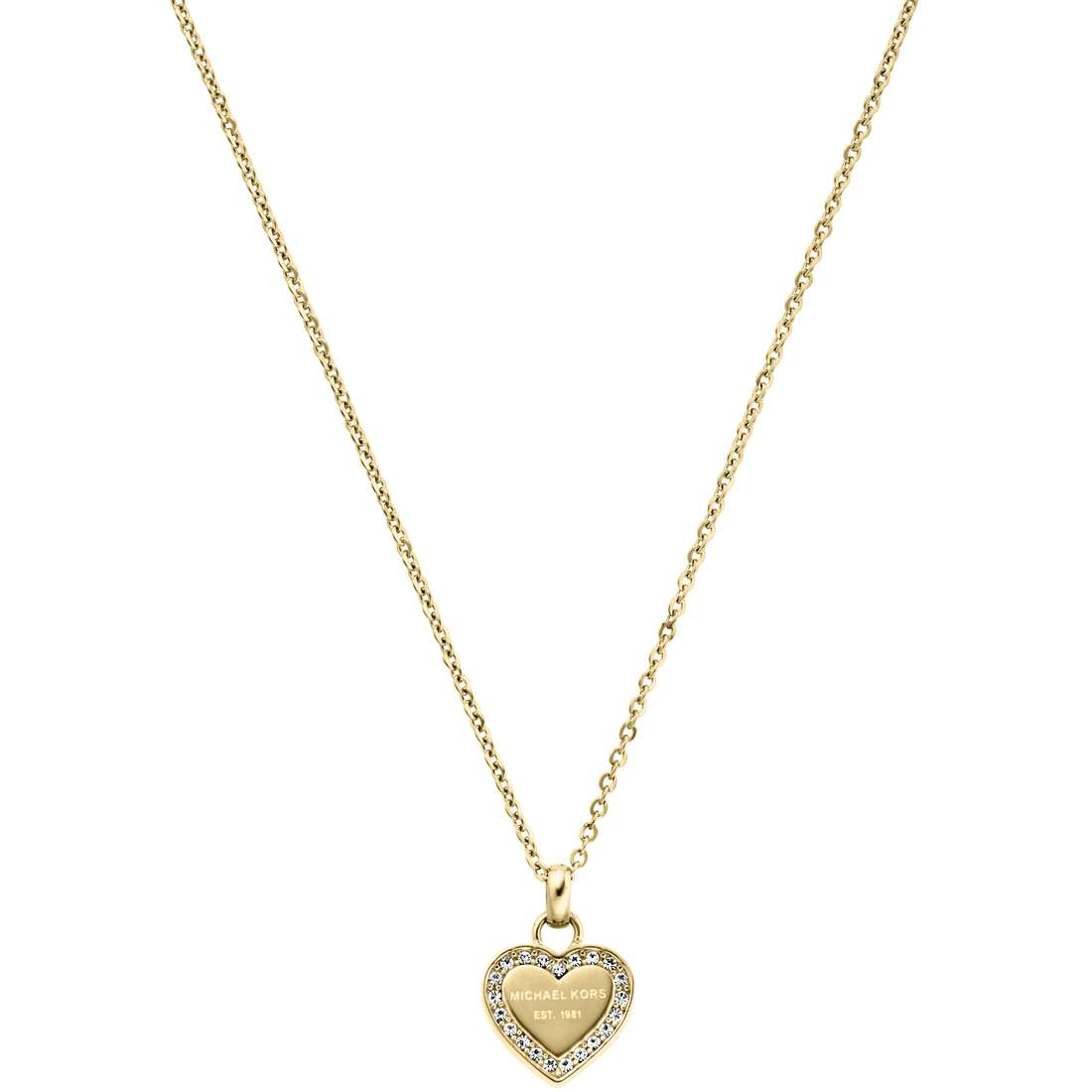necklace woman jewellery Michael Kors MKJ3969710