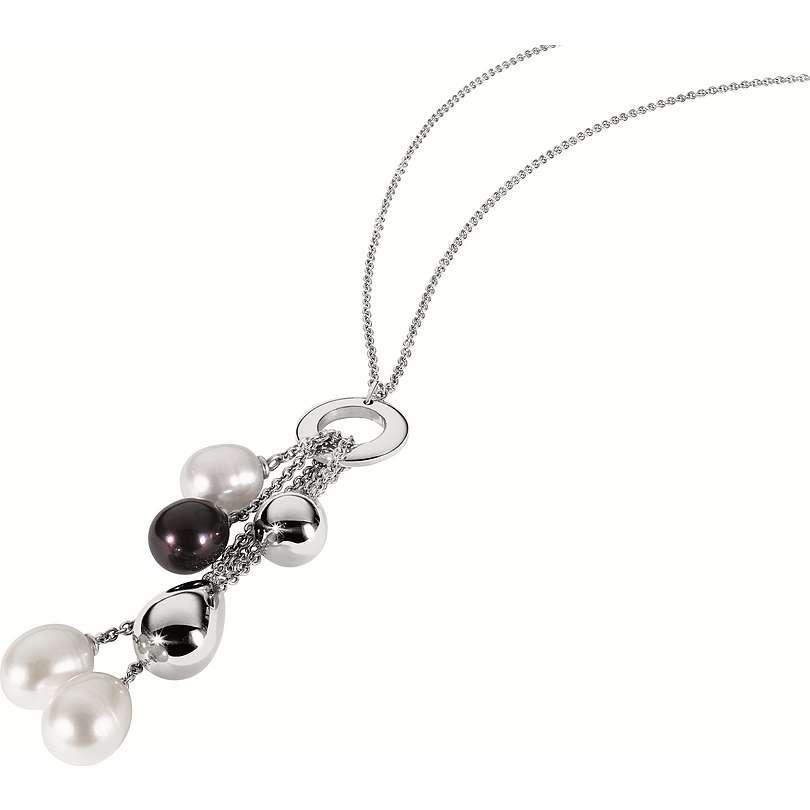 necklace woman jewellery Morellato Black & White S8701