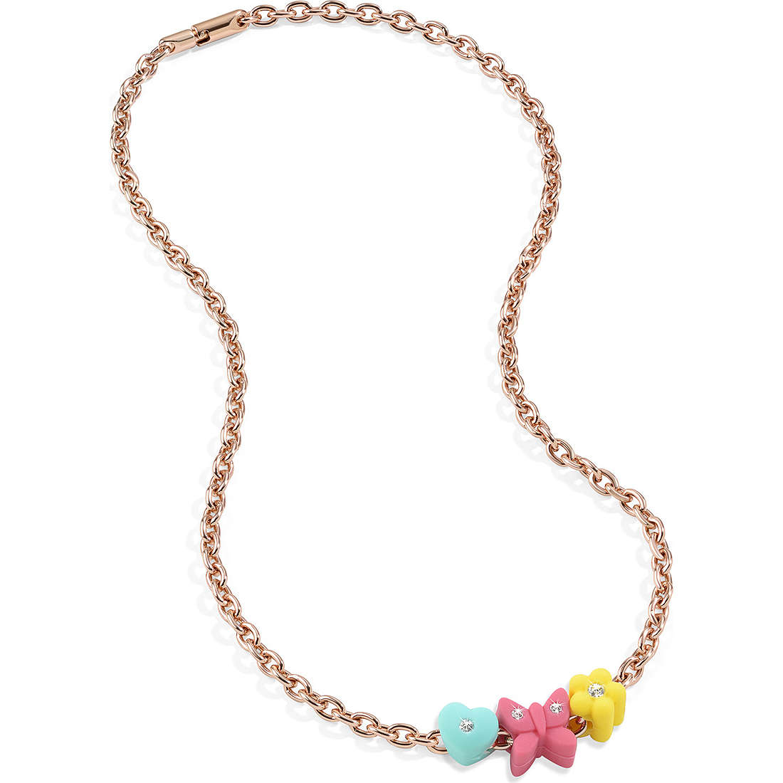 necklace woman jewellery Morellato Drops Colours SABZ198