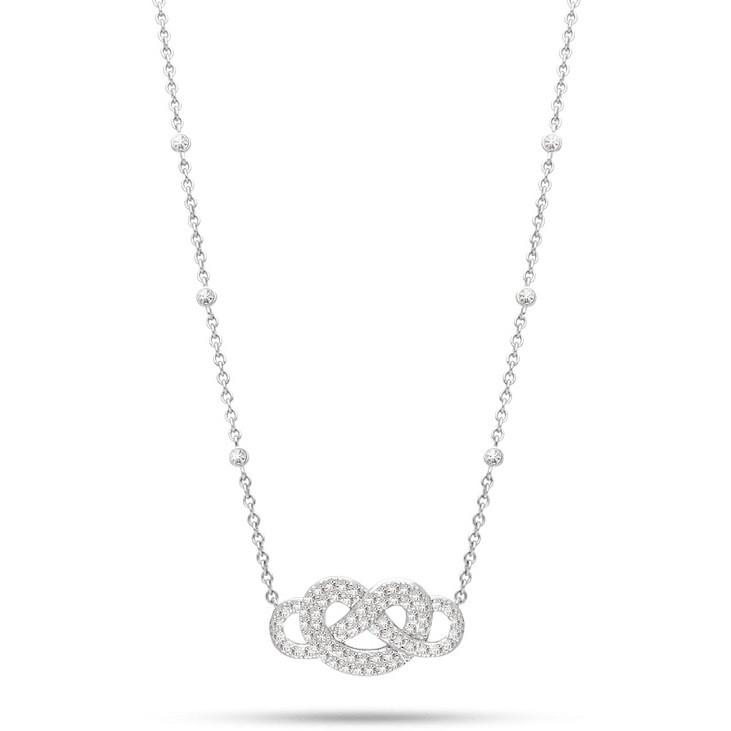 necklace woman jewellery Morellato Nododamore SAHN01