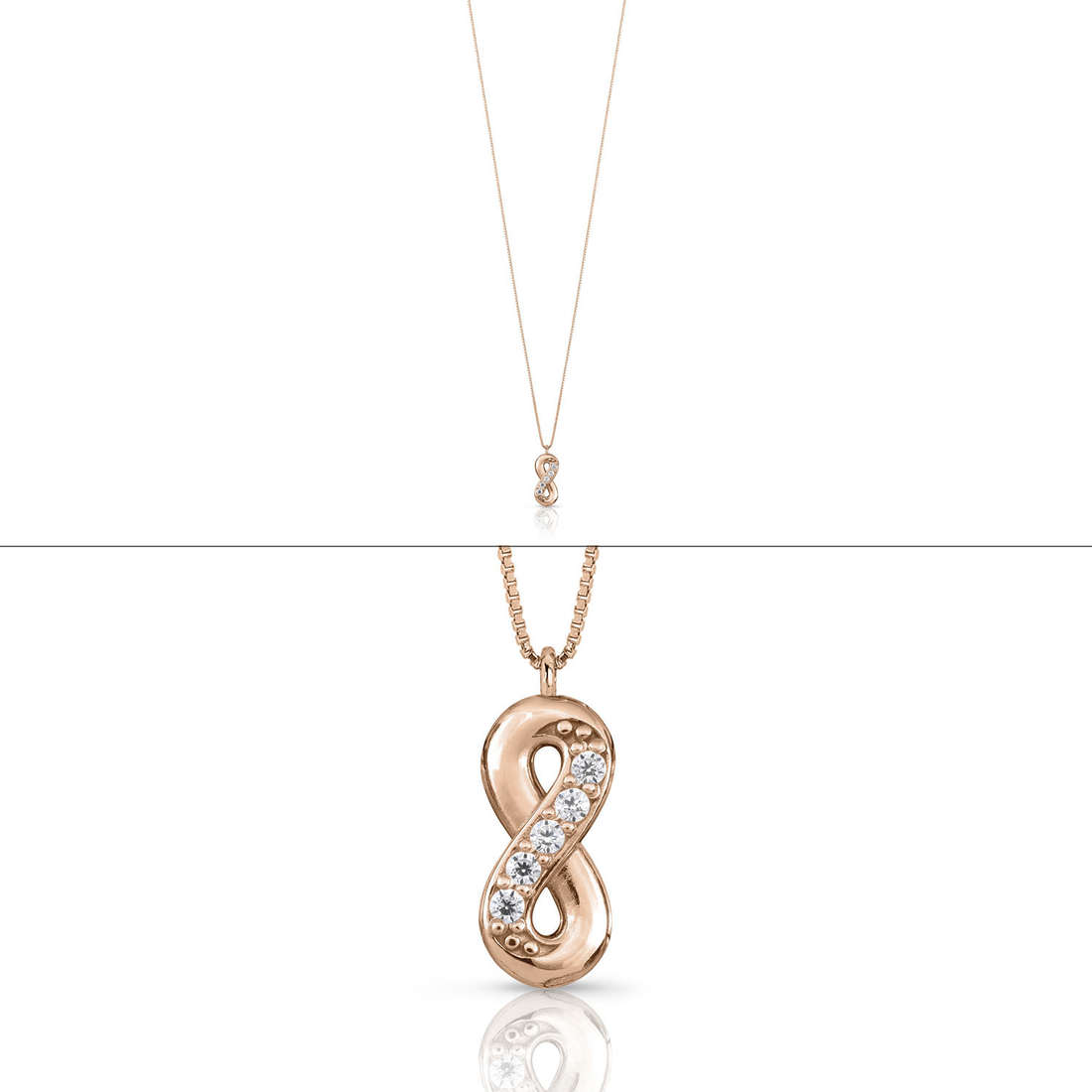 necklace woman jewellery Nomination 150201/010